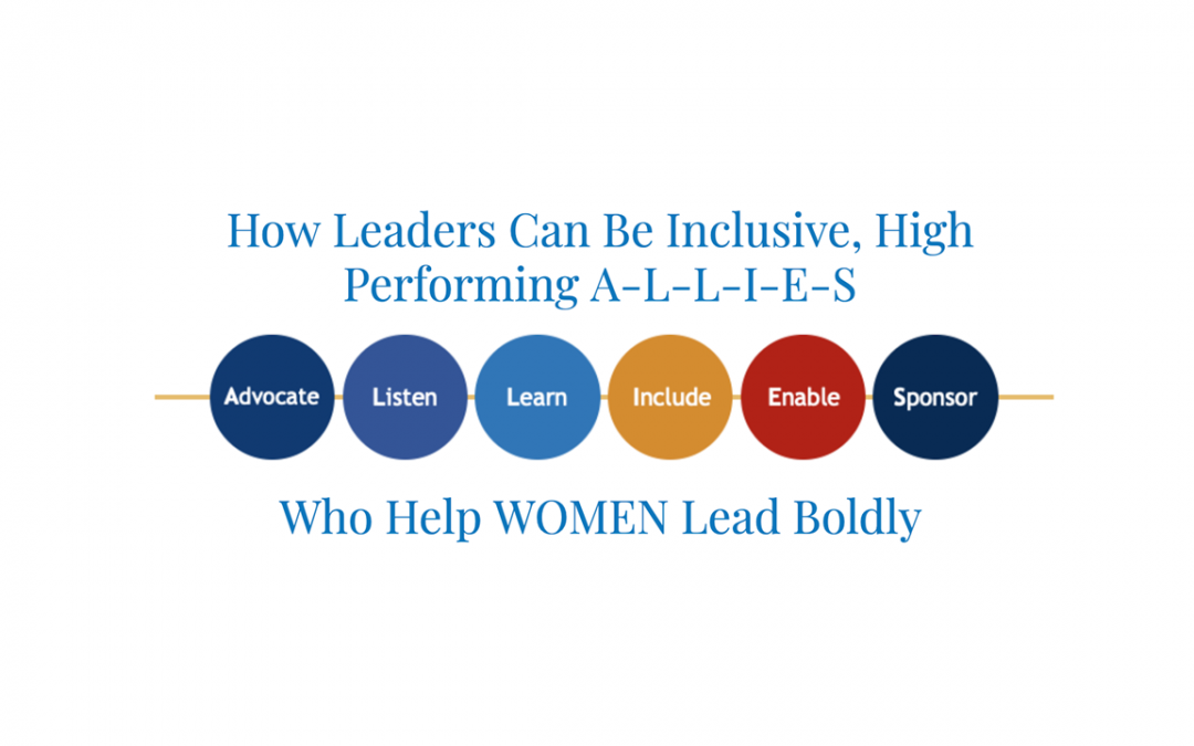 How Leaders Can Be Inclusive, High-Performing Allies